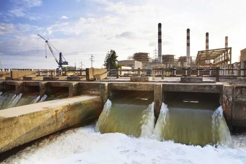 Tratamento de Efluentes nos Processos Industriais